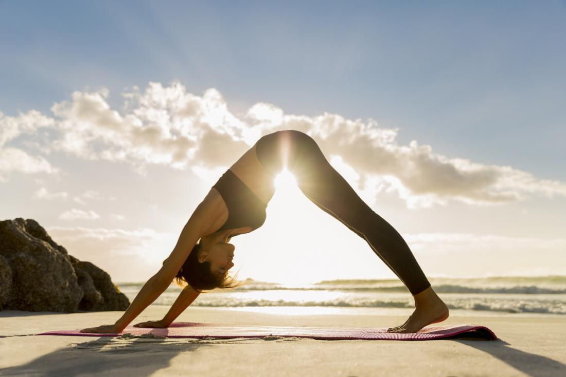 6 Yoga Poses To Soothe Back Pains