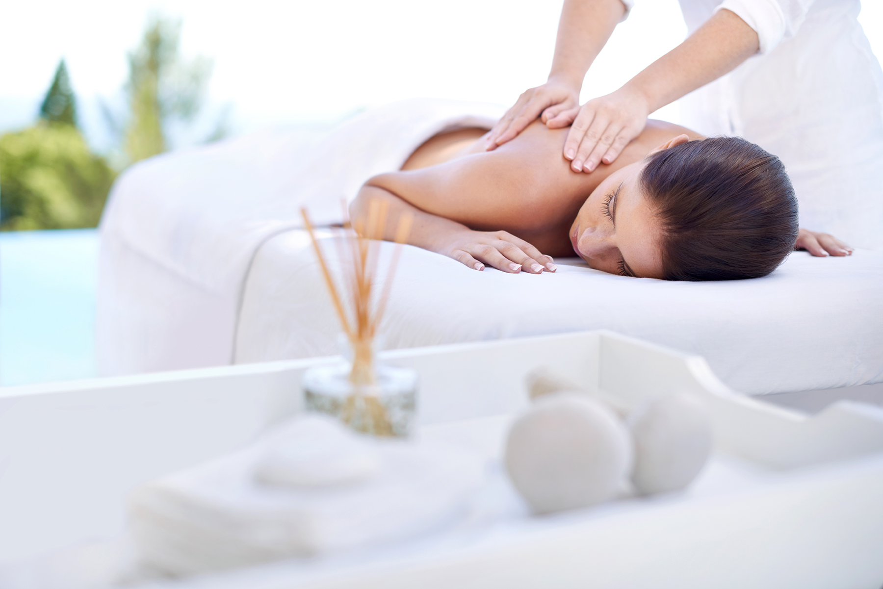 Massage Therapy and Spa: Enjoy the Power of the Right Touch