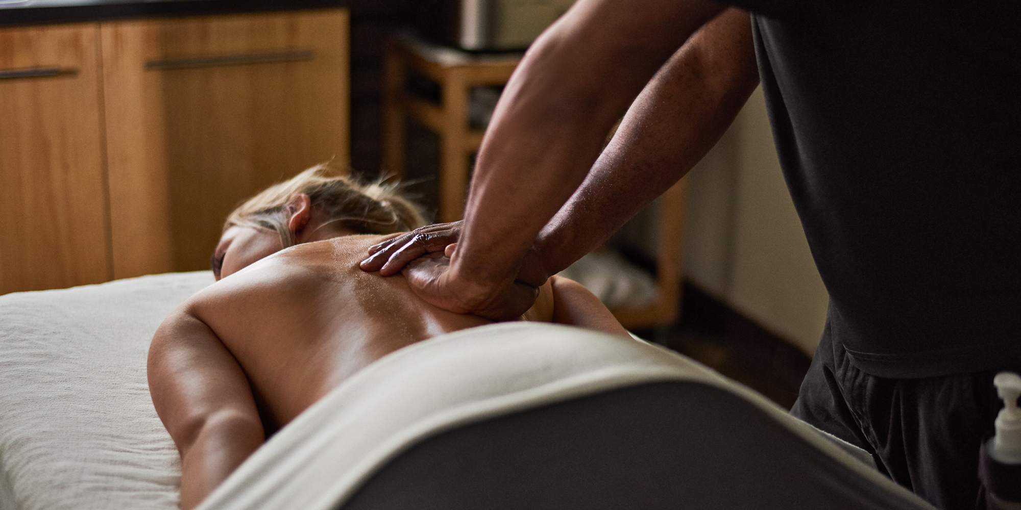 Massage and the Wellness Model